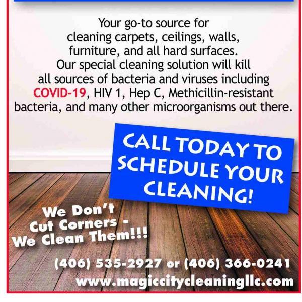 Magic City Cleaning LLC
