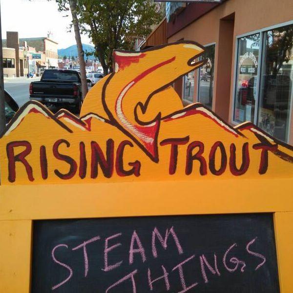 Rising Trout Café, The