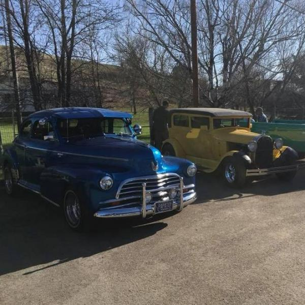 Central Montana Trail Dusters Car Club
