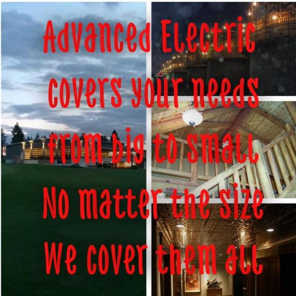 Advanced Electric & Construction Inc